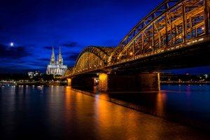4 - Nacht in Köln